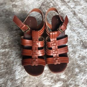 Mossimo Wedges Size 8